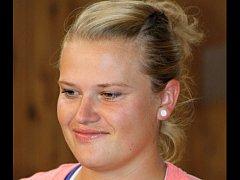 Reprezentační křídelnice Romana Chrenková bude v nadcházející interligové sezoně oblékat dres Veselí nad Moravou.