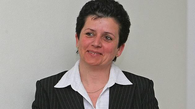 Exnáměstkyně Eva Havlíková.