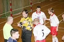 Futsalisté Havlíčkova Brodu potvrdili dobrou aktuální formu i proti Buldokům