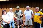 Cyklisté si pod Travičnou užijí nové singeltraily