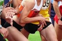 Hodonínská běžkyně Jana Kadlecová.