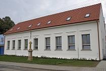 Slavnostní otevření nově zrekonstruované mateřské školky v Násedlovicích.