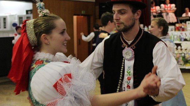 Krojový ples v Žádovicích bavil už po pětadvacáté