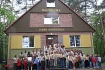 Ratíškovická klubovna zase žije junáckým rykem.