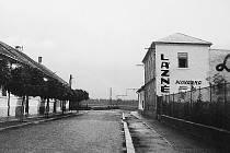 Městské veřejné lázně v ulici Legionářů.