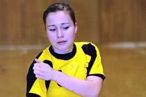 Mladá hodonínská házenkářka Laura Kováčiková patří mezi nejlepší druholigové hráčky.