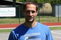 Známý český oštěpař Vítězslav Veselý se objevil na stadionu U Červených domků, kde se v sobotu uskutečnilo 2. kolo 2. ligy mužů a žen v atletice.