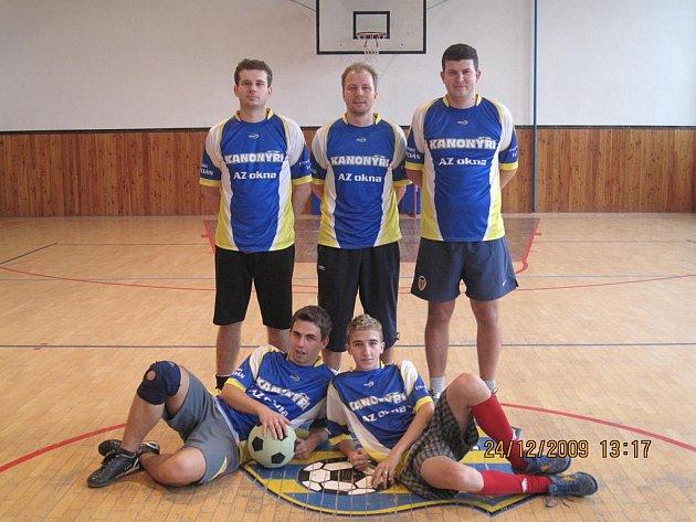 Tradiční turnaj opět vyhrály Ovečky Vojty Šilinka.