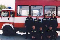 Sbor dobrovolných hasičů z Milotic.