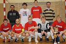 TJ Gladiators Hodonín opět po roce vyhráli okresní pohár ve futsale. Ve finále porazili Černé kočky 4:2.