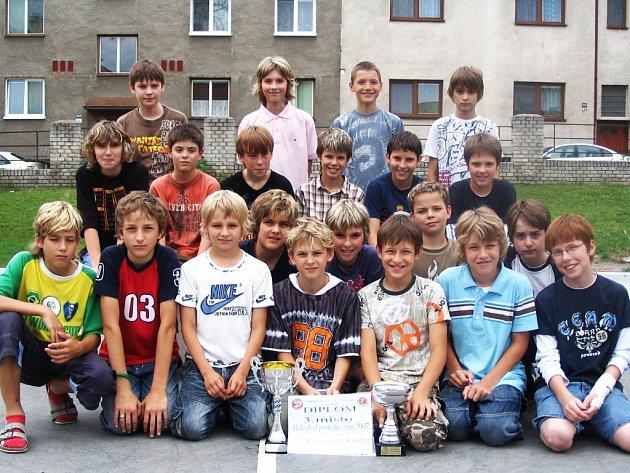 Mladíci vybojovali v Praze třetí místo