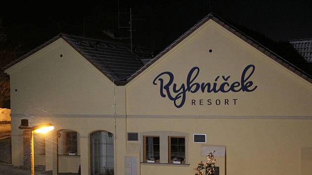 Rybníček Resort.