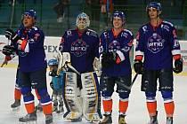 Hodonínští hokejisté vstoupili do nové sezony domácí výhrou nad Novým Jičínem 7:3.