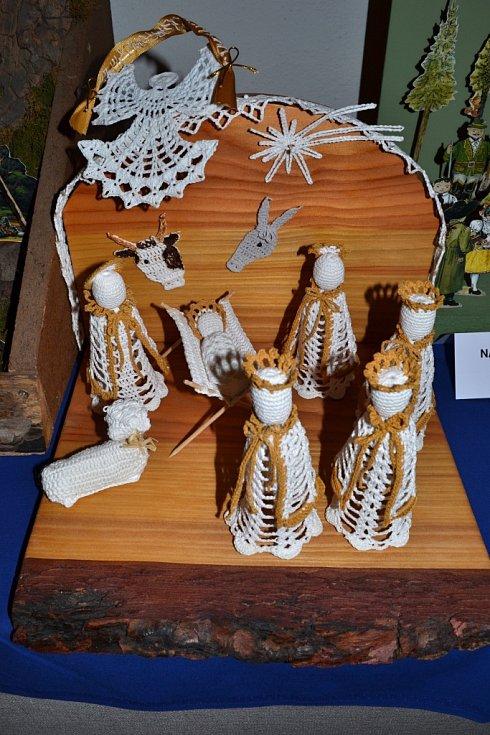 Výstava betlémů v Hodoníně.