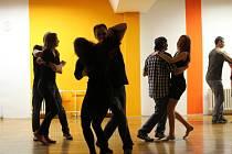 Tanečníci ze Salsy Kyjov.