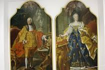 Výstava v sále Evropa v Hodoníně přibližuje dobu císaře Františka Štěpána Lotrinského.