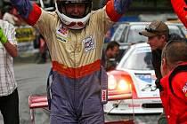 Letoční vítěz Liqui Moly Berg Cup 2010 Aleš Mlejnek.