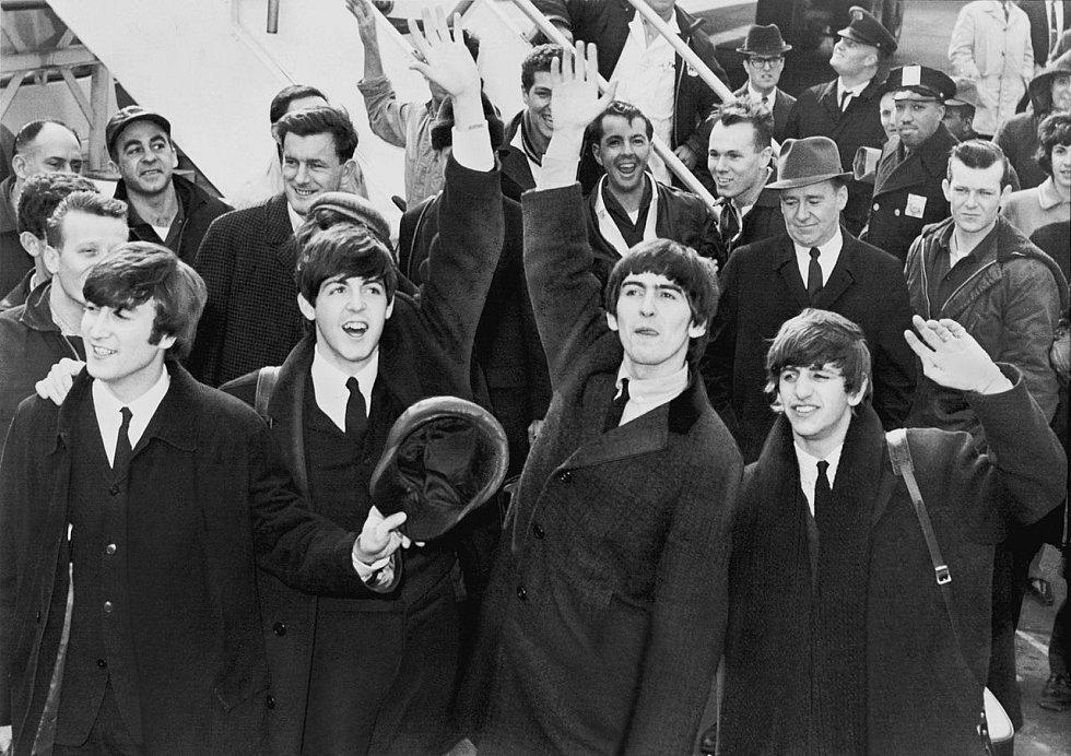 Příznivci zavzpomínají na legendární Beatles v ždánické knihovně