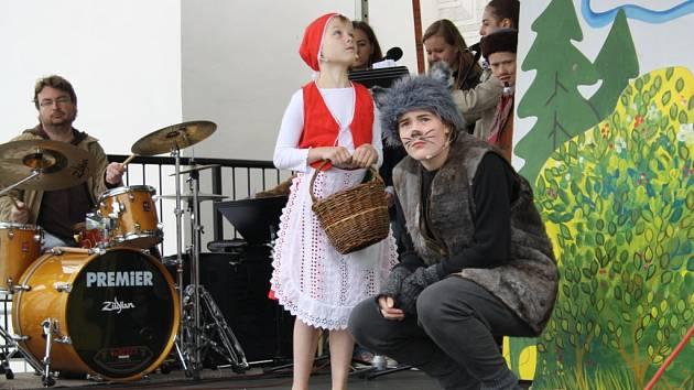 Kyjovští divadelníci se představí v několika obcích.
