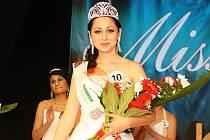 Miss Nikola Dudušová z Bruntálu.