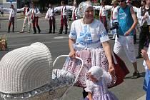 Svatovavřinecké slavnosti v Hodoníně. Ilustrační foto.