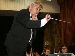 Zakladatel hodonínského smyčcového kvarteta Jan Nosek.