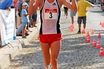 Maďarský vytrvalec László Tóth překonal ve Vnorovech traťový rekord.