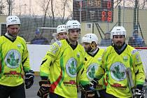 Sudoměřičtí hokejbalisté ovládli před víkendovým startem jarní části extraligové sezony domácí přípravný turnaj.