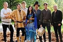 Sedmičlenná kapela Tempus vydala své první CD. Singl obsahuje tři písně.