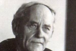 Malíř a učitel Karel Sup.