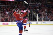 Na hodonínském ledě by se měl představit i Michal Kempný, vítěz Stanley Cupu s týmem Washington Capitals.