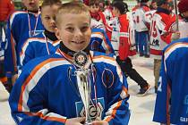 Mladí hodonínští hokejisté skončili na turnaji v Tachově druzí, když ve finále podlehli Lounům těsně 0:1.