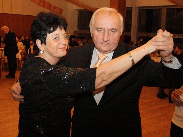 Zahrádkářský ples v Kyjově.