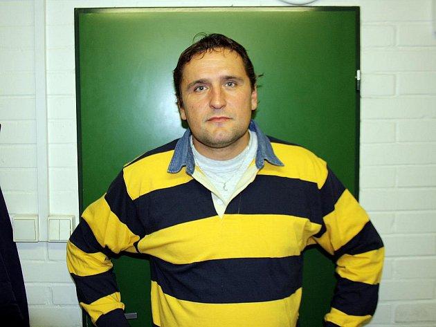 Bývalý trenér hokejistů SHK Hodonín Libor Žilka.