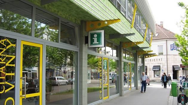 Info centrum Hodonín