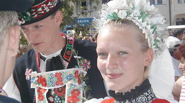 Slovácký rok buší na dveře