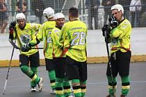 Hokejbalisté Sudoměřic klesli po porážce v Hradci Králové na poslední místo extraligy.