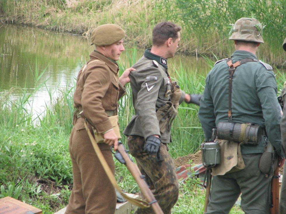 Ve vlkošských polích se bojovalo o Dunkerque