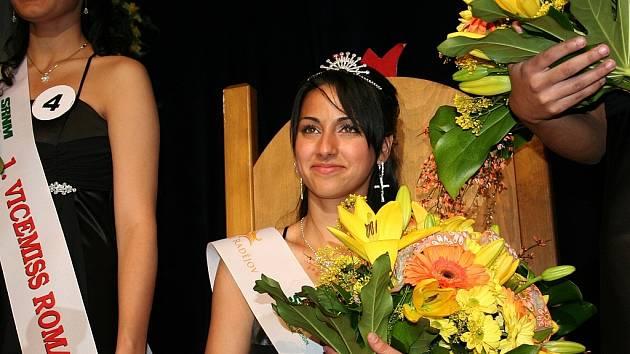 Miss Roma 2009 Aneta Kančiová
