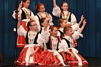 Dětský folklorní soubor Štěpnička z Veselí nad Moravou má za sebou návštěvu Chorvatska.