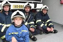 Sbor dobrovolných hasičů z Dubňan.