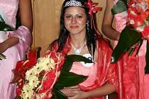 Letošní Miss Roma je z Brna. Romové ji volili v sobotu v Hodoníně. Stala se jí devatenáctiletá Renata Čonková.
