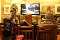 Nová výstava ve Starém kvartýrů připomíná výročí osmdesáti let od pořízení zvukového kina v Lužicích.