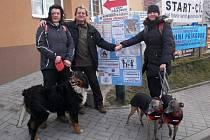 Předseda KČT Vřesovice Miroslav Vaculík zve všechny milovníky pohybu a přírody na tradiční pochod zimní přírodou, který se v obci na Kyjovsku koná v sobotu 4. března.