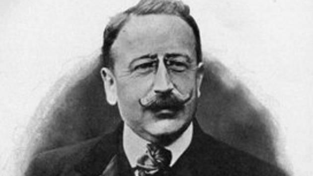 Přírodovědec, národopisec a první ředitel kyjovského gymnázia Josef Klvaňa.