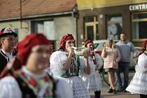 Vracovské hody patří k největším na Moravě.