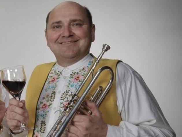 Miloslav Procházka z Kyjova (Kumpanovi muzikanti).