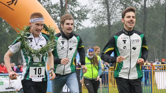 Prestižní český šampionát štafet a klubů v orientačním běhu se o víkendu uskutečnil ve Vracově a okolí. Atraktivního závodu si neužili pouze diváci, ale hlavně šestnáct set běžců, kteří startovali v několika kategoriích.