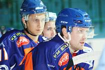 Hodonínští hokejisté klesli v tabulce druhé ligy na šesté místo. Ve středu totiž prohráli v Novém Jičíně 2:3.