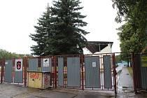 Sportovní areál U Červených domků v Hodoníně.